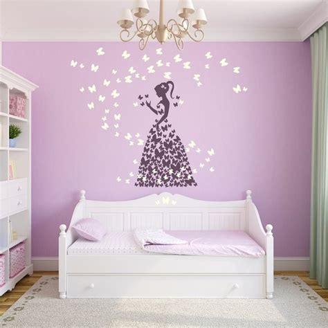 Wandtattoos Fürs Kinderzimmer by Die Besten 25 Wandtattoo Schmetterling Ideen Auf