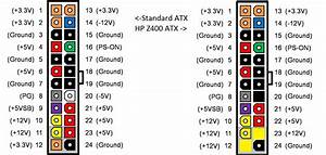 Mod Atx Psu To Use On Hp Z400 Mobo