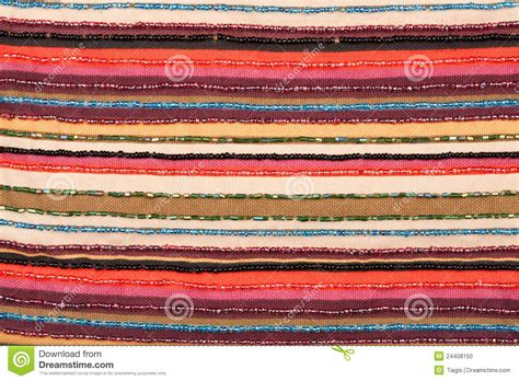 Colorful Lined Fabric Texture Stock Photo Image: 24408150