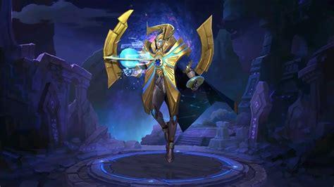 Mobile Legends I New Amazing Estes Skin (galaxy Dominator