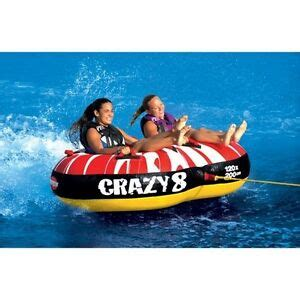 tub 8 person boating sportsstuff 8 towable water 2 person