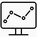 Trend Icon Market Trends Graph Report Chart