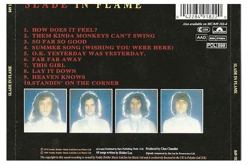 slade in flame album download