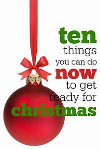 10 Things You Can Do Now To Save For Christmas