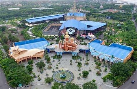 tempat wisata favorit  surabaya berita info