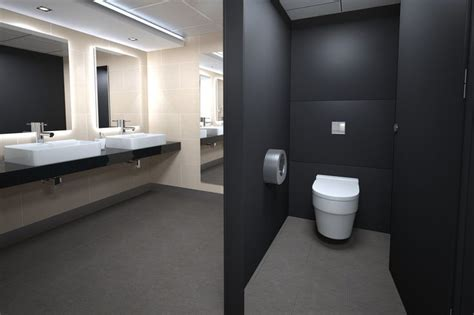 Commercial Bathroom Design by Office Bathroom Design With 50 Images For Office Toilet