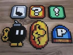 Bügelperlen Super Mario : super mario aus b gelperlen hama perler beads pixel art b gelperlen b gelperlen vorlagen ~ Eleganceandgraceweddings.com Haus und Dekorationen