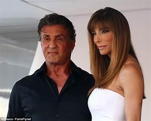 Sylvester Stallone Captures Snaps Of Jennifer Flavin