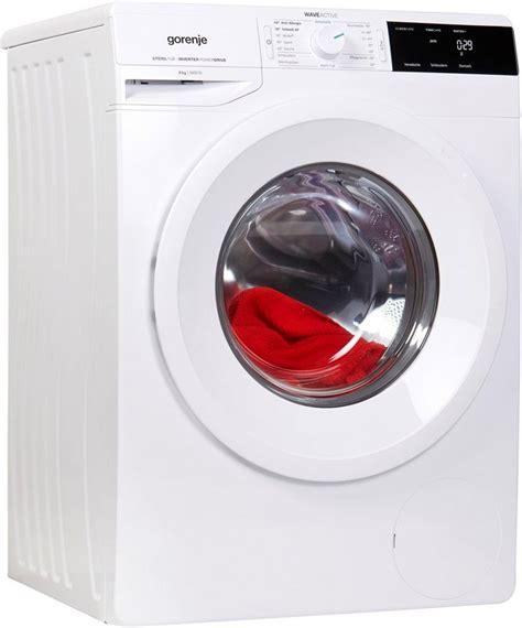 waschmaschine 8 kg 1600 umdrehungen gorenje waschmaschine wei 863 p 8 kg 1600 u min otto