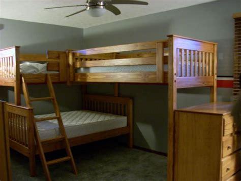 triple bunk bed designs bunk loft factory triple