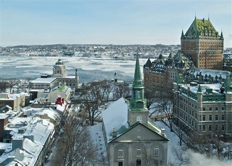 Quebec City Wallpaper Wallpapersafari
