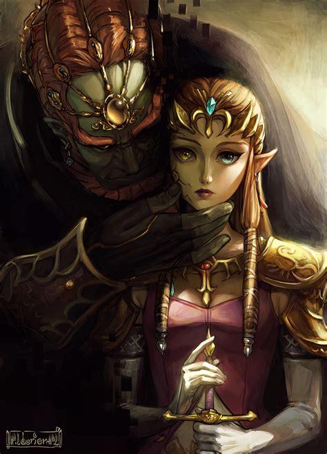 My Art Zelda Link Nintendo Legend Of Zelda Twilight