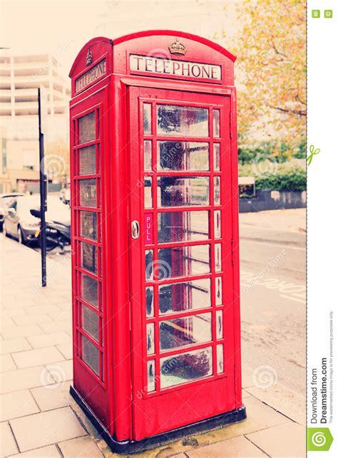 Cabina Telefonica Inglese Prezzo Cabina Telefonica Rossa Inglese Classica Simbolo Di