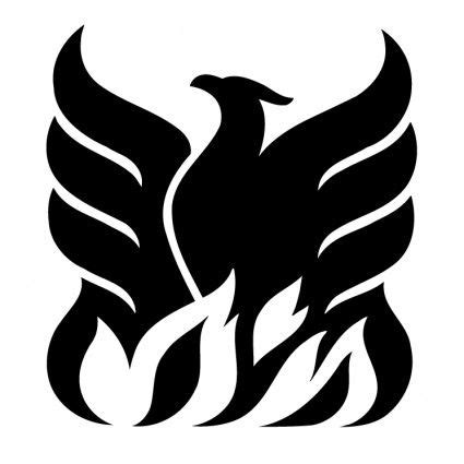 This package allows you to quickly and easily add svg files into your html templates in phoenix framework. Phoenix Bird Silhouette Royalty Free Stock Image 24304616 ...