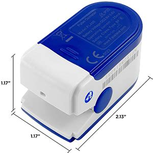Amazon.com: Facelake ® FL400 Pulse Oximeter with Carrying
