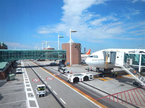 Marco Polo Venice Airport Review
