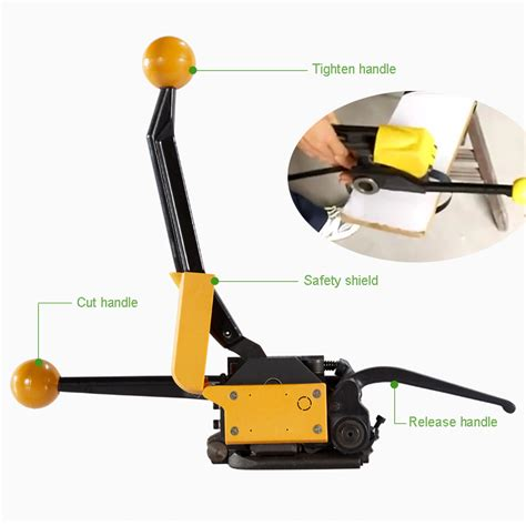 steel strapping tool  manual strapping banding machine    belt  ebay