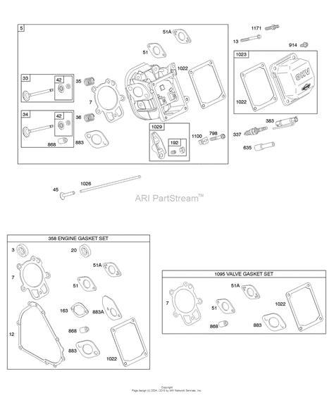 briggs and stratton 204412 0276 e1 parts diagram for