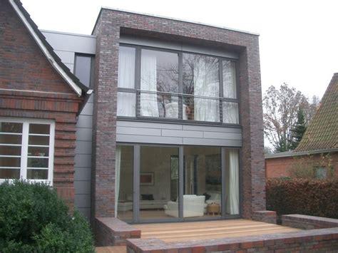 Terrasse Nachträglich Anbauen by Ansicht Westen Mit Terrasse Anbau An Einfamilienhaus