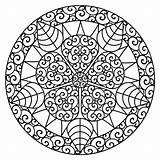 Abstract Coloring Pages Printable Adult Adults Colouring Sheets Cool Pattern Designs Fun Flower Patterns Shapes Artistic Colored sketch template