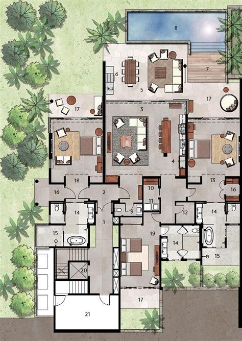 villa floor plans luxury villas floor plans modern house