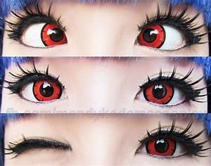 95 best images about Red Colored Contacts on Pinterest ...