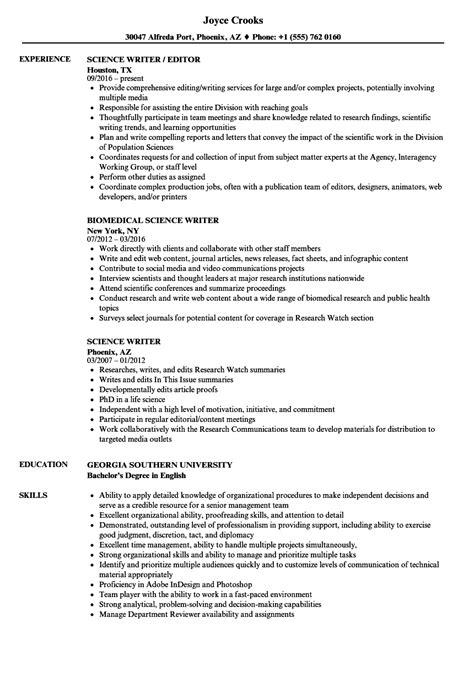Edit Your Resume by Sle Resume Scientific Editor Danaya Us