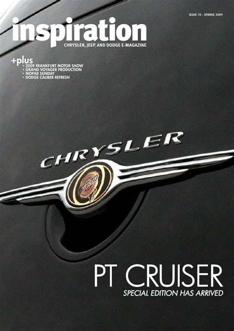 Chrysler Advertising by Chrysler Dodge Jeep Promotional Advertisement