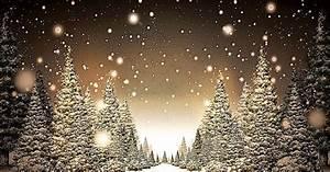 Christmas Snow Scenes Wallpaper   Best Free HD Wallpaper