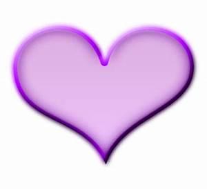 NEON GLOSS PURPLE HEART by MissesAmberVaughn on DeviantArt