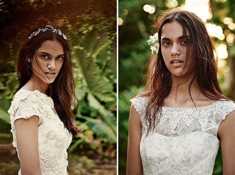 Romantic Wedding Dresses From Melissa Sweet For David's