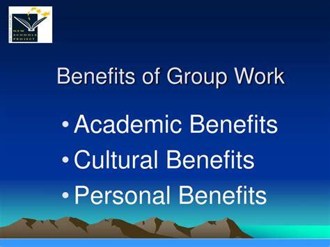 work benefits skills