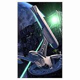 Star Trek First Contact Enterprise E | 400 x 400 jpeg 26kB
