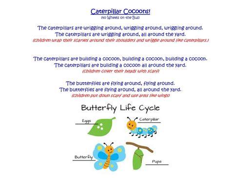 butterfly fingerplays for preschoolers fingerplay the five 422 | butterfly 4