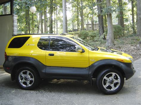 2001 Isuzu Vehicross by Johnnyapollo 2001 Isuzu Vehicross Specs Photos