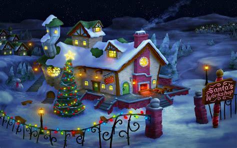 Christmas Desktop Backgrounds (60+ Images
