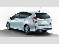 2015 Toyota Prius V facelift revealed photos CarAdvice