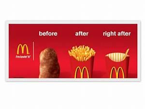 McDonalds Print Ad – Deconstructing a Print Ad   Year 9 ...