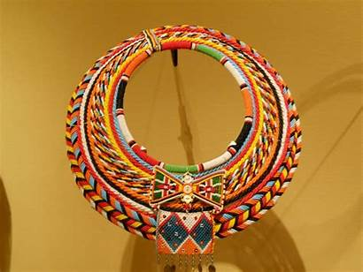 African Tribal Jewelry Africa Beads Facts Earrings
