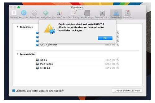 xcode 6.4 download free
