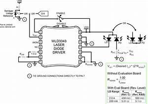 Wld3343hb 2 2 A Li  Battery Laser Diode Driver  U2013 Wavelength Electronics