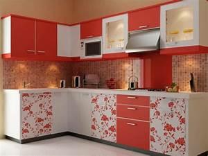 choisir un carrelage mural de cuisine pour une ambiance With carrelage mural rouge cuisine