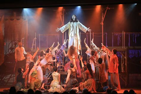 On Stage Through May 14 At Broadway Palm Is 'jesus Christ