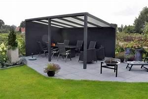 Garten überdachung Freistehend Holz : terrassen berdachung alu glas inkl montage ~ Whattoseeinmadrid.com Haus und Dekorationen