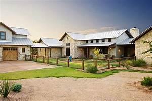 Contemporary Texas Ranch House Plans