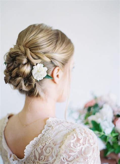 stunning diy twisted wedding hair updo weddingomania weddbook