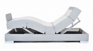 Bett Erhöhen Füße : boxspringbett elektrisch verstellbar inkl nackenverstellung ~ Buech-reservation.com Haus und Dekorationen