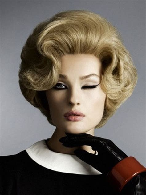 Popular 60s Hairstyles by 17 Best Images About Bouffant Hairdos On Updo