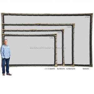 Home Theater Projector Screen Size Calculator Best Home