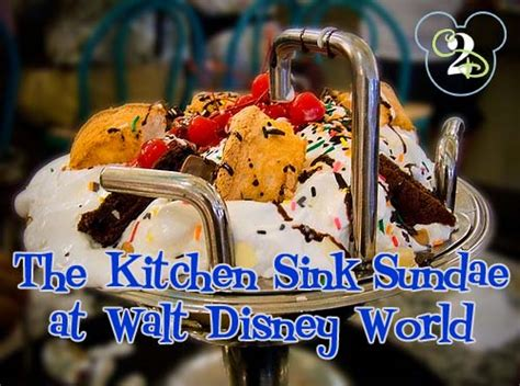 the kitchen sink dessert the kitchen sink dessert at disney s beaches and 6071